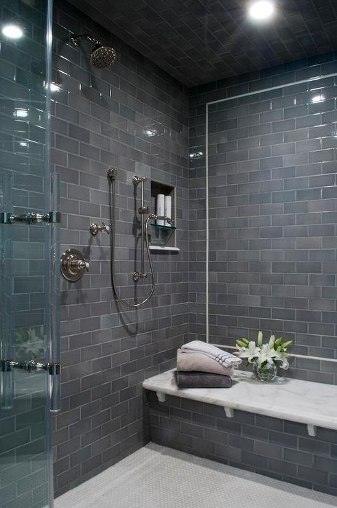 best 25+ gray subway tiles ideas on pinterest | bathrooms, subway