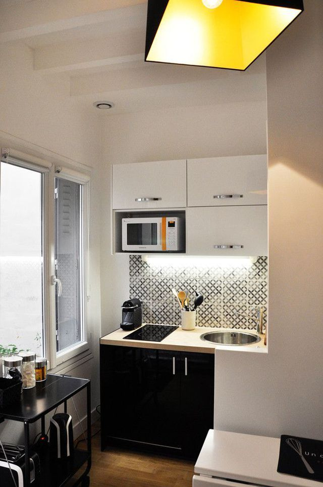 Deco Kitchenette Studio