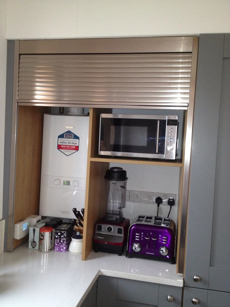 appliance garage with tambour door rashmi pinterest on brilliant kitchen cabinet organization and tips ideas more space discover things quicker id=33302