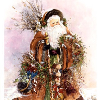 208 Best Images About Old World Santas On Pinterest