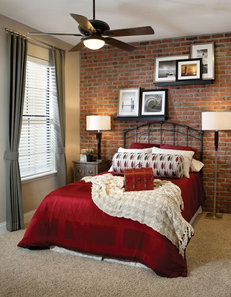 90 best images about exposed brick rooms on pinterest on brick wall id=84022