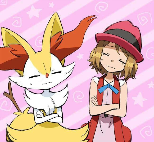 And Married Pokemon Ash Serena