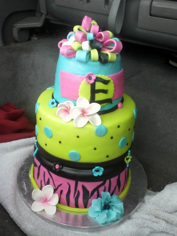 17 Best Images About Birthday Cakes On Pinterest Lilly