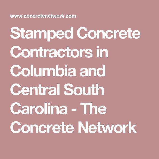 17 Best Ideas About Concrete Contractor On Pinterest