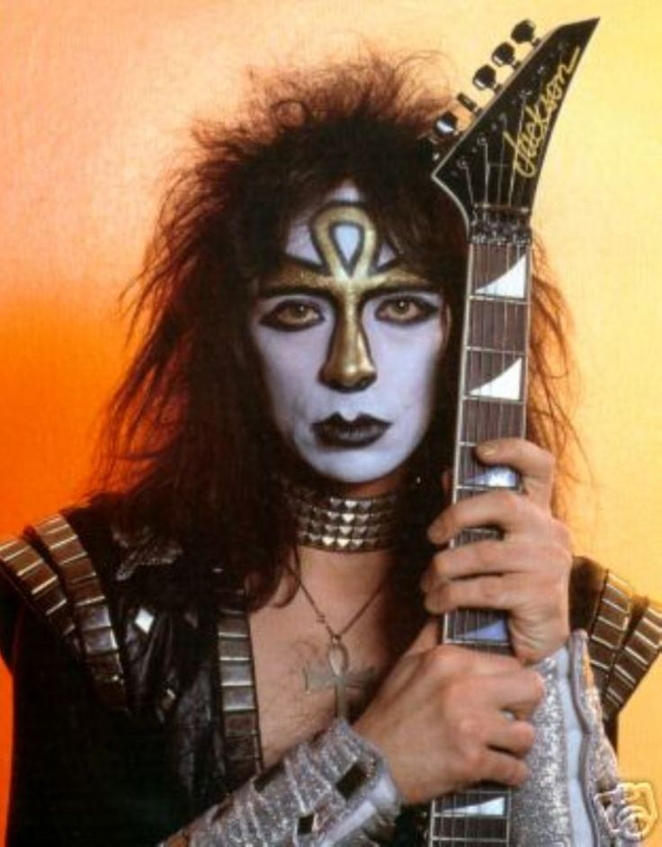 Best 25 Vinnie Vincent Ideas On Pinterest Kiss Band