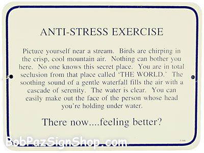 Image result for stress quotes