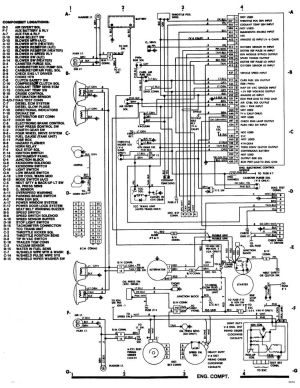 85 Chevy Truck Wiring Diagram | Chevrolet C20 4x2 Had