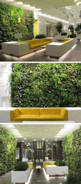 vertical garden institute Vertical Gardens by Michael Hellgren | Green Walls