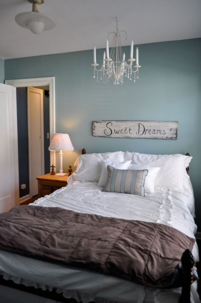 Bedroom Wall Painting Love This Color Just Reminds Me Of The Beach