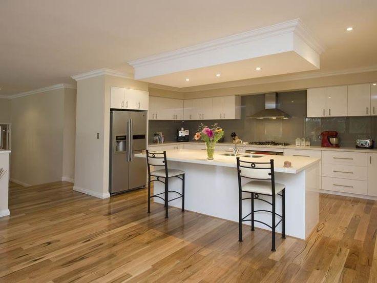 hamlan homes kitchen ideas 101 kitchen ideas pinterest dropped ceiling island on kitchen layout ideas with island id=22458