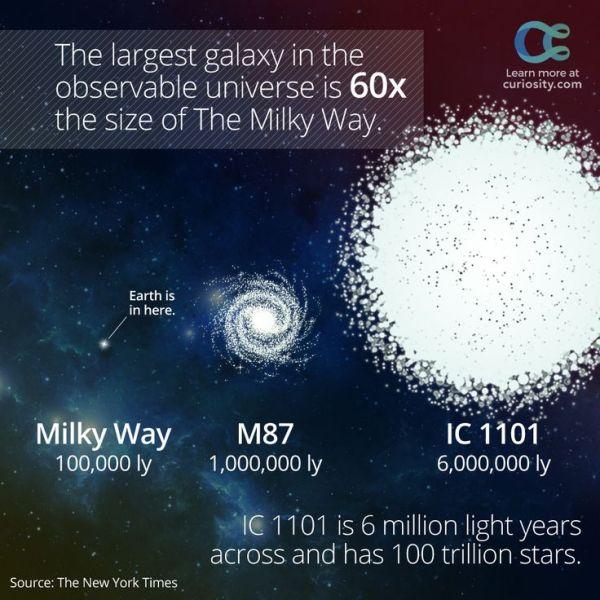 Biology | Galaxies, Milky way and Look at