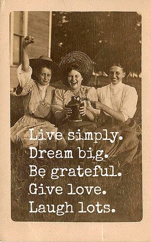 Vintage Monday Inspiration Quotes