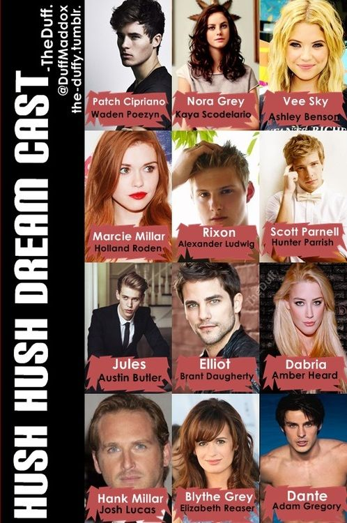 1000 Images About Hushhush Series On Pinterest Posts