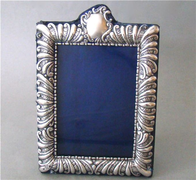 Antique Silver Photo Frames London Frameviewjdi