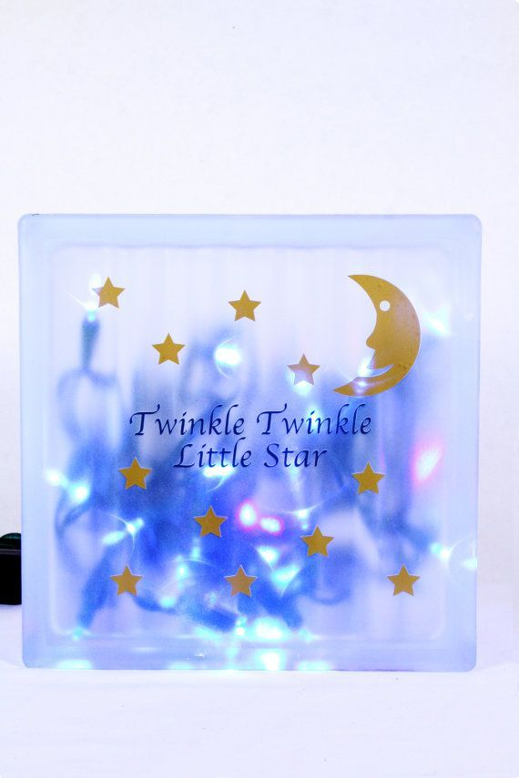 Frosted Glass Blocks for Crafts   LED Glass Block Custom ...