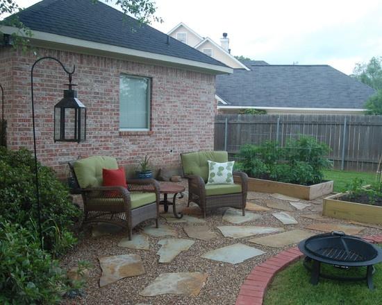 36 best images about Gravel patio ideas! on Pinterest ... on Patio Gravel Ideas id=62308