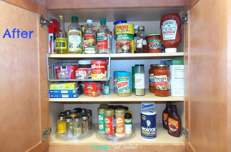 small pantry organization sometimes there s no pantry space in apartments and you have to on kitchen organization no pantry id=48831