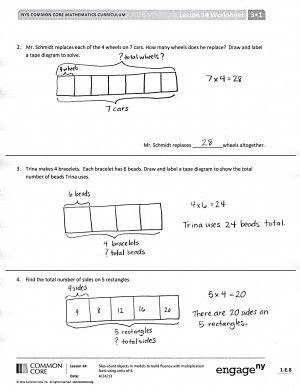 Tape Diagram in Math | Common Core | Math | Pinterest