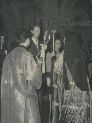 Tina Stavros Onassis Weds John George Vanderbilt Henry