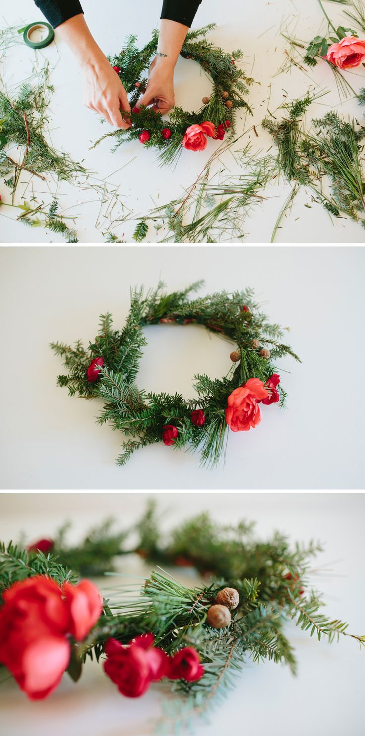 17 Best Images About DIY Wreaths Amp Garlands On Pinterest