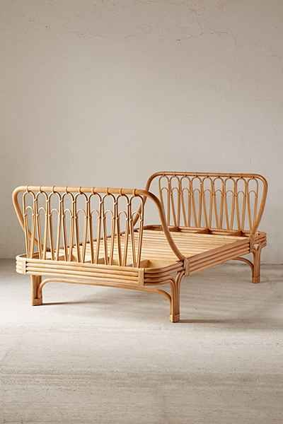 Canoga Rattan Bed You Think Urban Outfitters And Twin