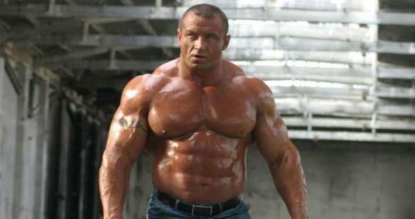 Mariusz | Mariusz Pudzianowski | Pinterest | Bodybuilding ...