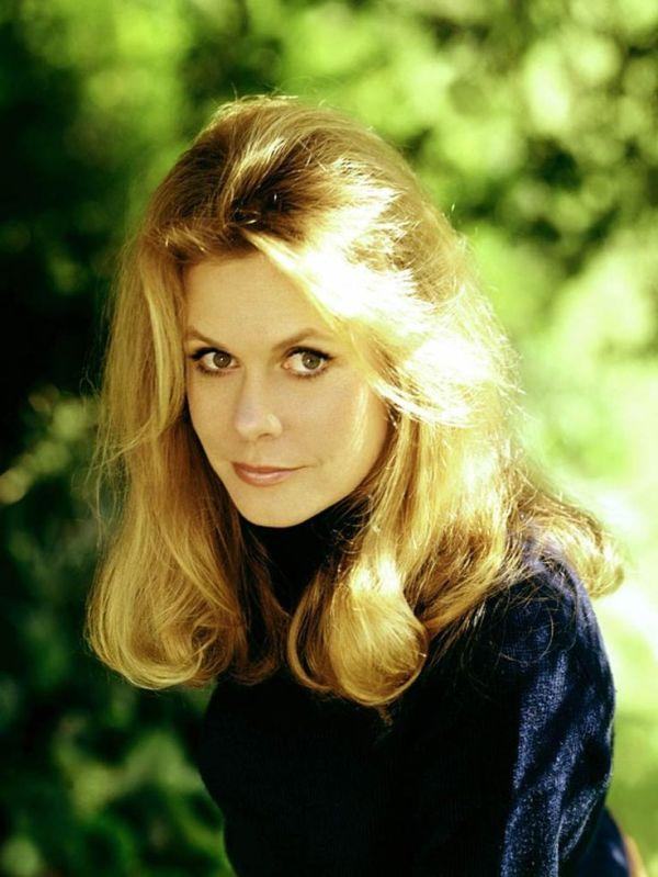 I absolutely adored Elizabeth Montgomery. Samantha Stevens ...