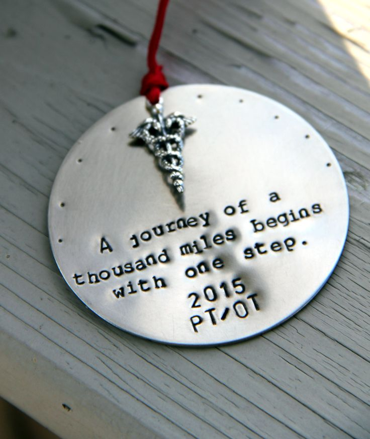 Physical Therapist Ornament Physical Therapist Gift