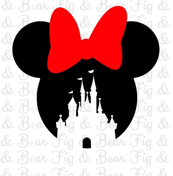 Download Disney Minnie Mouse Castle Shirt Iron on Transfer for ...