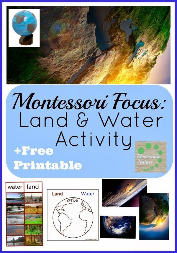 1000+ images about Montessori - Social Studies on Pinterest
