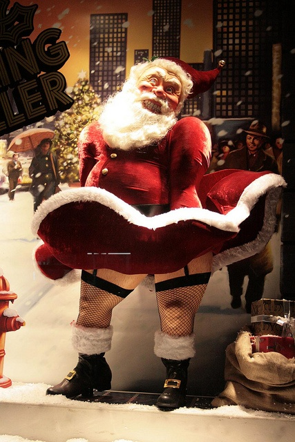 Santa's Naughty Little Secret (London at Christmas Time 17 ...