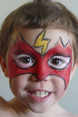 2041 best images about Face Paint Ideas on Pinterest