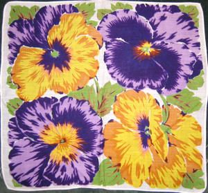 17 Best Images About The Vintage Pansy On Pinterest