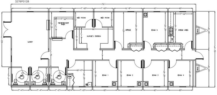 Day Care Center Floor Plans Quotes