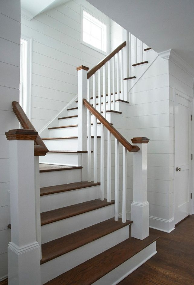 25 Best Ideas About Farmhouse Stairs On Pinterest