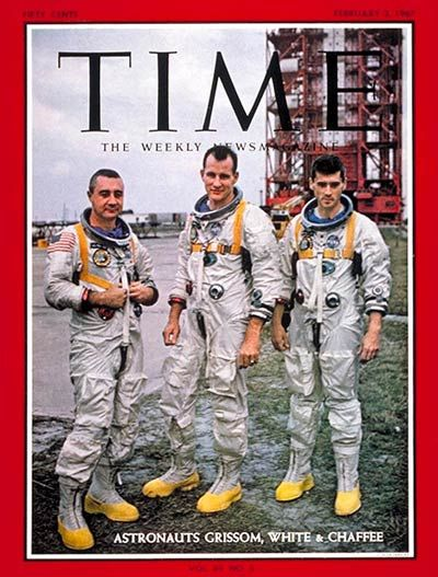 NASA's first space disaster occurred on Jan. 27, 1967 ...