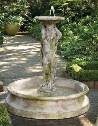 victorian garden fountain Best 25+ Victorian Outdoor Fountains ideas on Pinterest