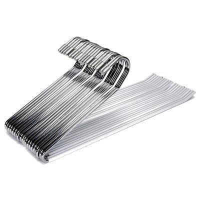 25 Best Ideas About Metal Hangers On Pinterest Wall