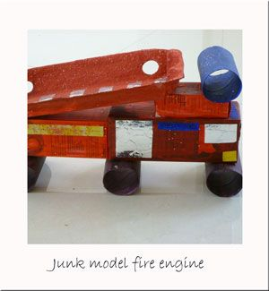 Image result for junk modelling car