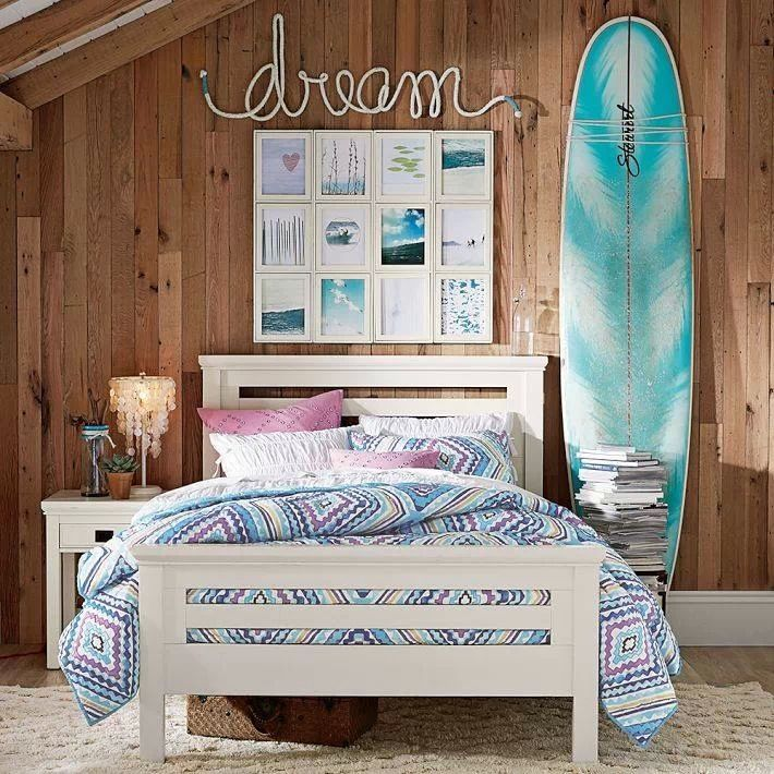 Best 25 Surf Theme Bedrooms Ideas On Pinterest Girls
