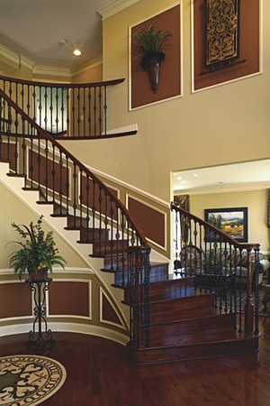 17 best images about stairs on pinterest maple floors on show me beautiful wall color id=20394