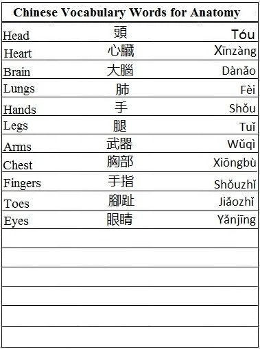 25+ best ideas about Chinese words on Pinterest