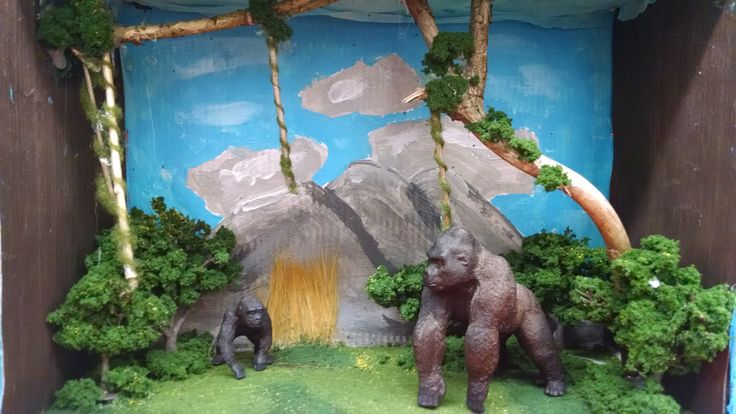 17 Best Ideas About Gorilla Craft On Pinterest Ivan The