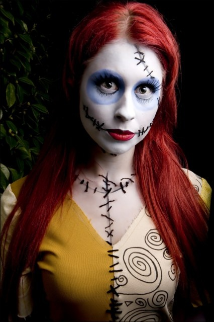 25 best ideas about sally makeup on costume