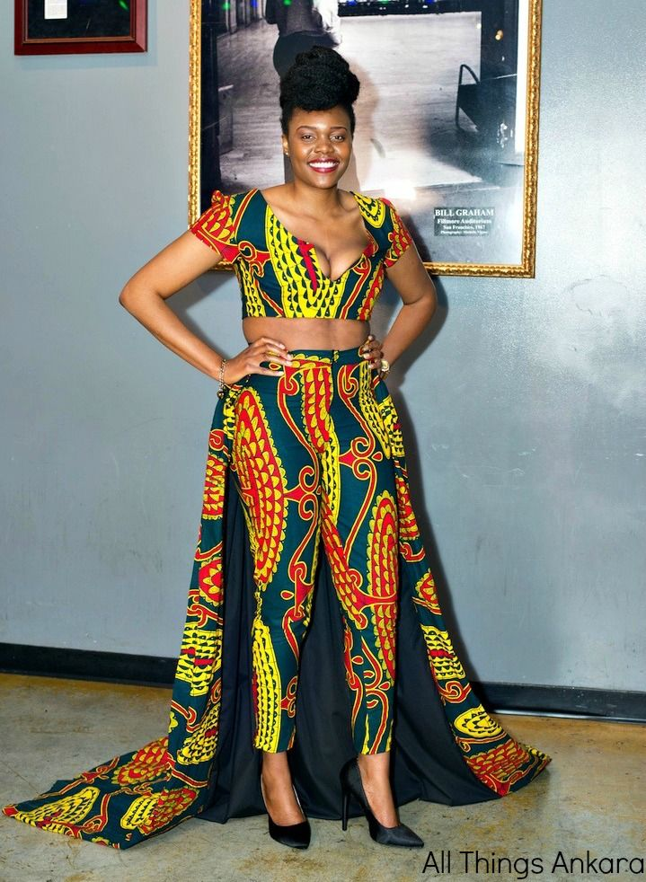 All Things Ankara Best Dressed Women at GWB Comission's ...