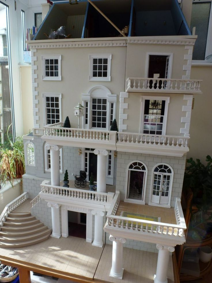 25 Best Ideas About Doll Houses On Pinterest Doll House