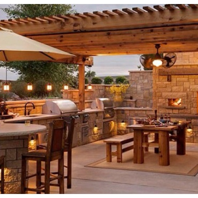 229 best images about Pergola + backyard ideas on ... on Uphill Backyard Ideas  id=64000