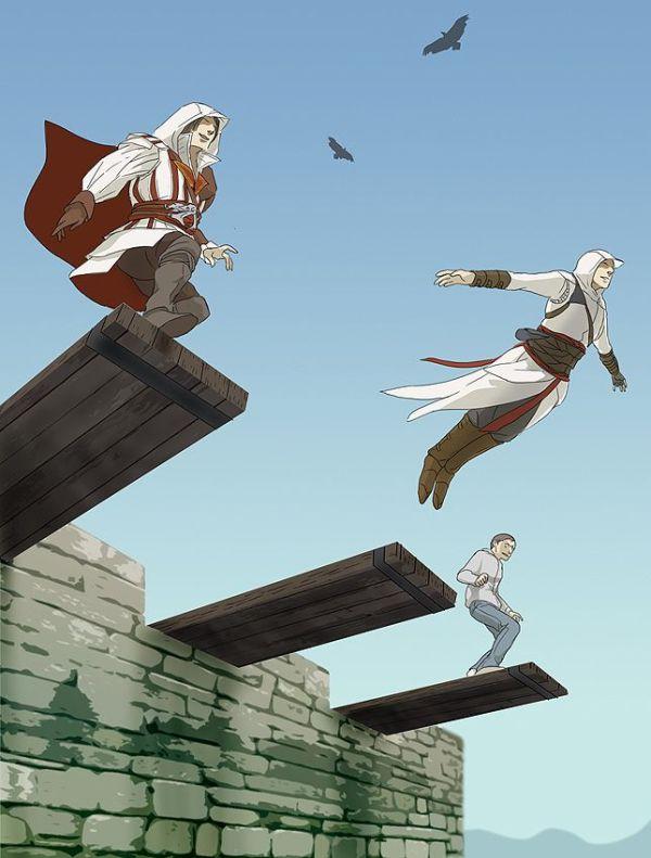 25+ best ideas about Leap of faith on Pinterest