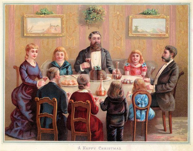 In Victorian Times Life Was Centered Around The Family