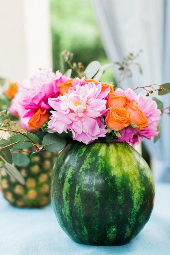 25 Best Ideas About Fruit Centerpieces On Pinterest